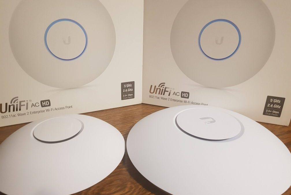 Modernizacja sieci wifi w hotelu Odyssey