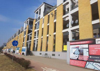 Modernizacja monitoringu Warszawa Wesoła